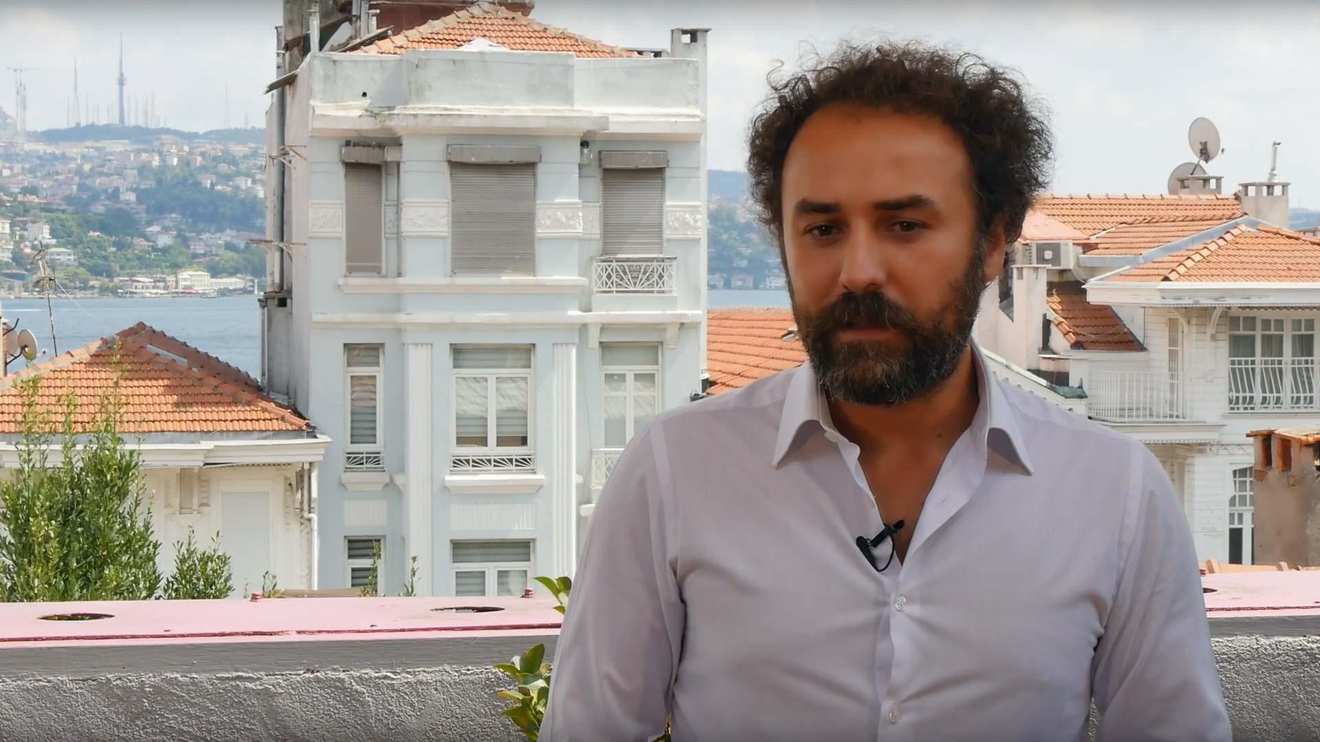 Burak Ünder – Under Architects'i VBenzeri'ye anlattı