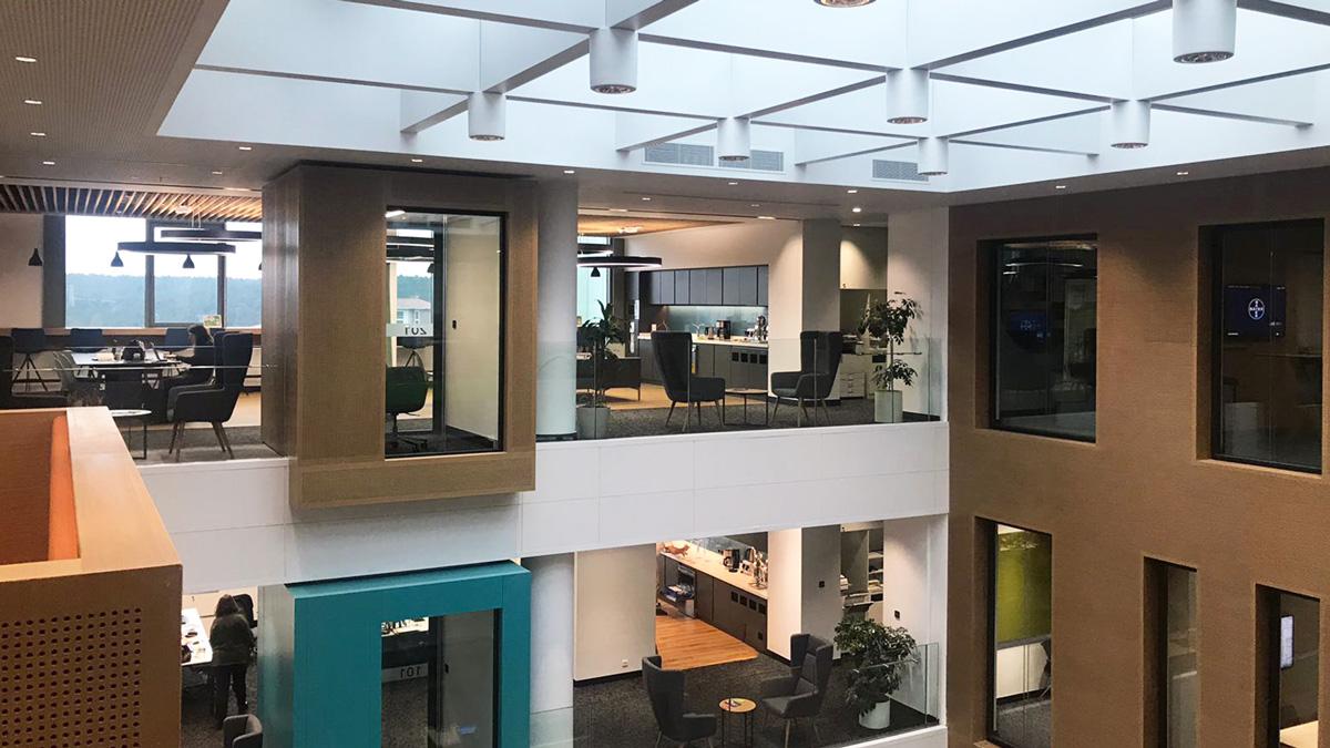 Bayer, Genel Merkezi Yeni Ofisine Taşınıyor…
