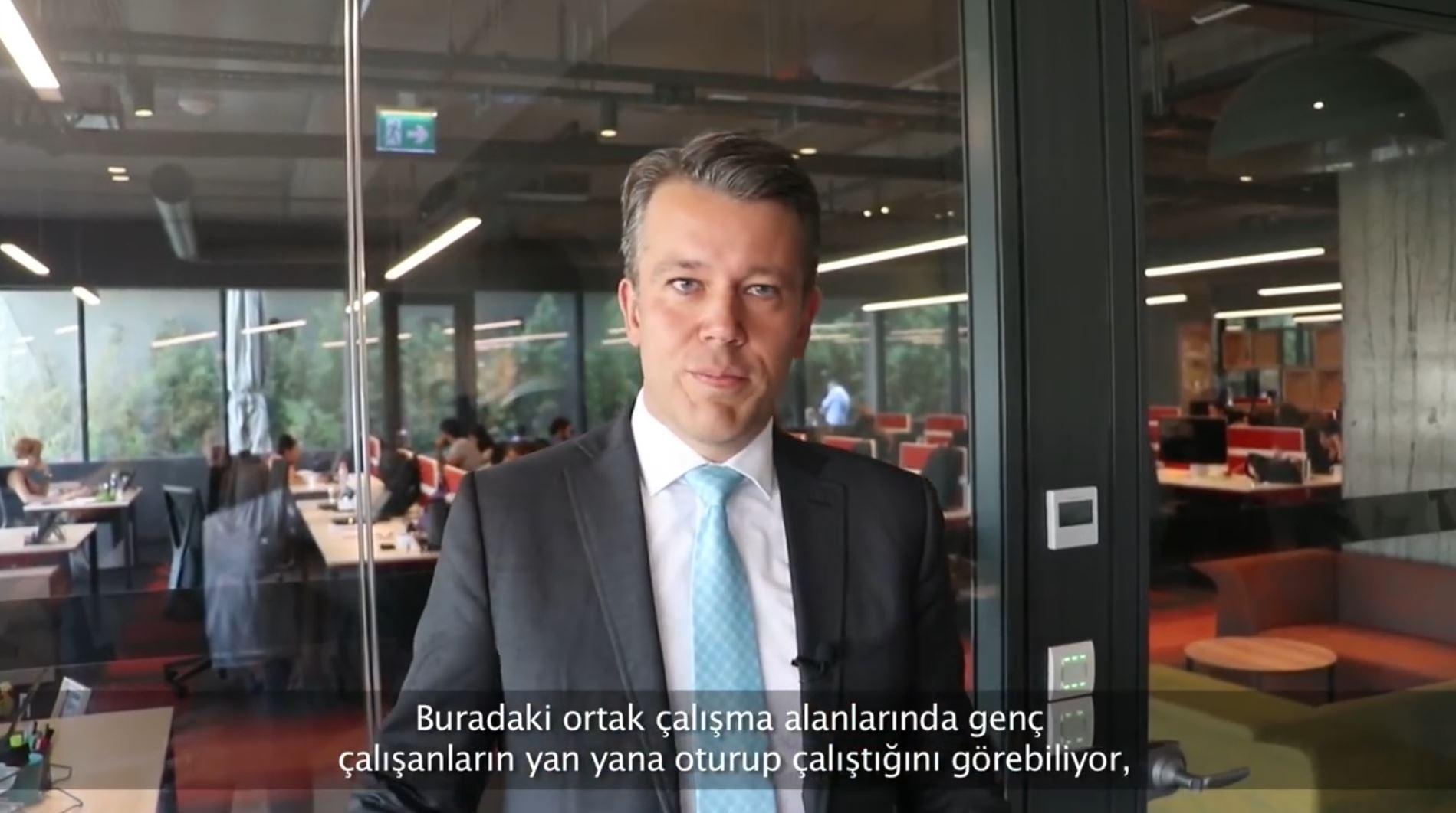 Itelligence İstanbul Ofisi projemizi kendi çalışanları anlattı